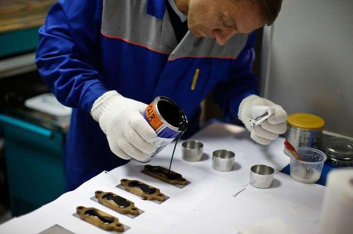 24. «Газпром нефть» открыла крупнейший в России научно-исследовательский центр битумных материалов Сделано у нас, политика, факты