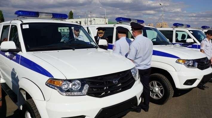 5. Автопарк полиции Ростовской области пополнили 40 новых служебных автомобилей Сделано у нас, политика, факты