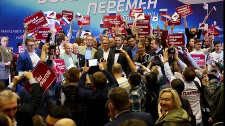 Рывалюция в России: а обещанная подмога не пришла опять