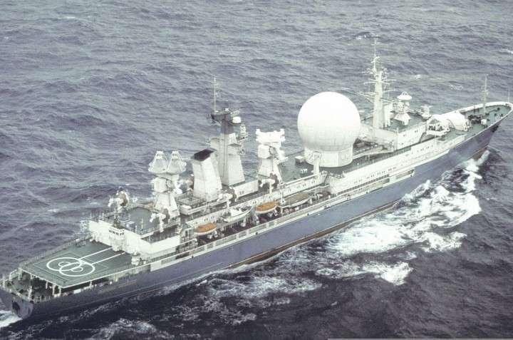 Россия построит корабль для слежения за системами ПРО