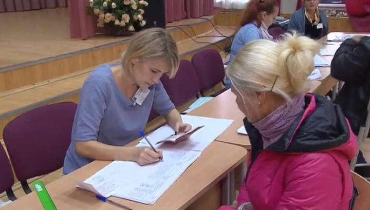 Наблюдатели ОБСЕ: голосование в Москве организовано на высоком уровне