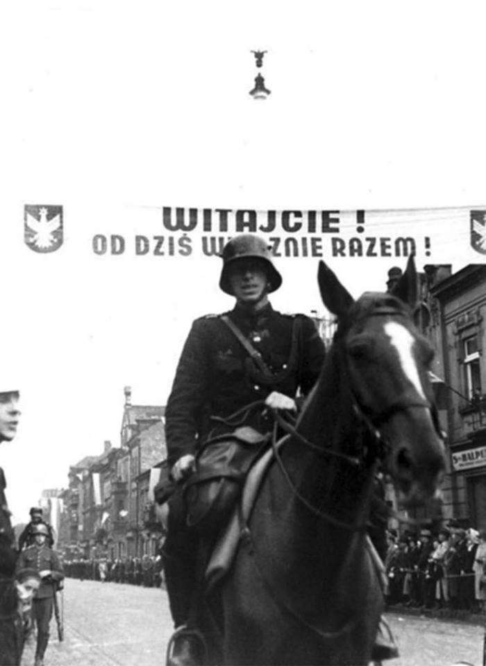 Ликбез для «либералов» от Владимира Корнилова: Польша еще в 1938 г. вступила в войну на стороне Германии