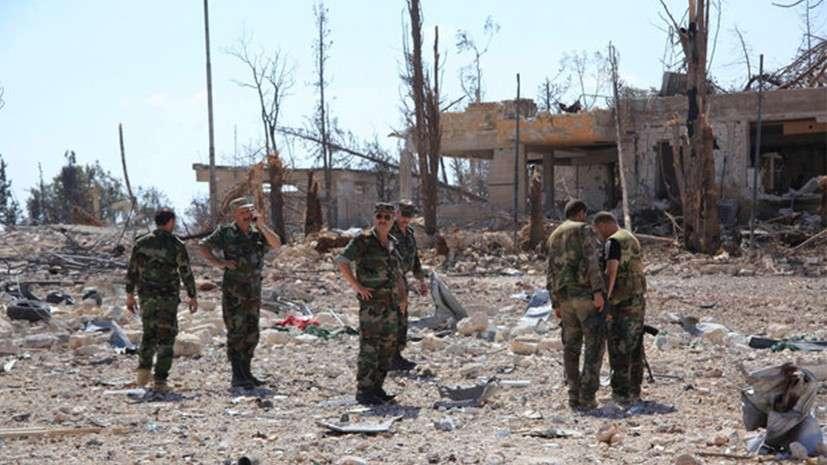 Советник Асада в интервью RT: США и ИГ могли скоординировать атаку на сирийскую армию