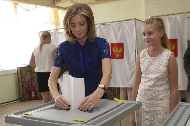 Первые итоги сегодняшних выборов в России