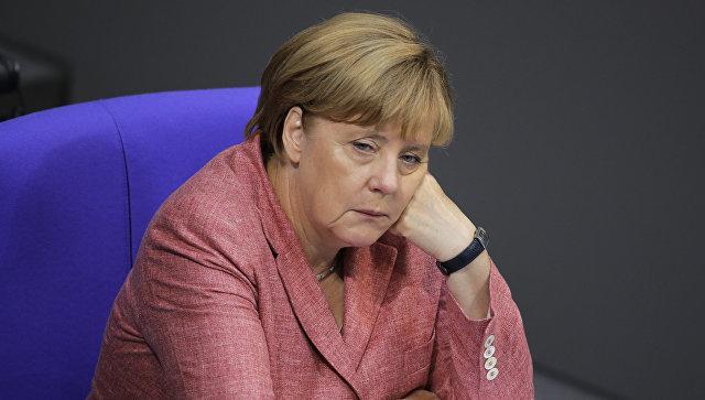 Провал партии Меркель: СДПГ и ХДС потеряли большинство в парламенте Берлина