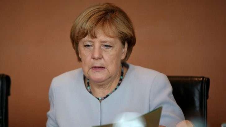 Социал-демократы обошли сторонников Меркель на выборах в парламент Берлина
