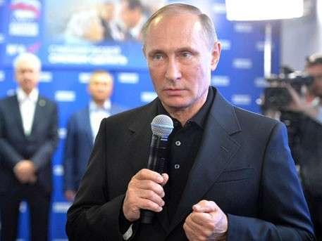Владимир Путин рассказал о попытках извне раскачать ситуацию в России