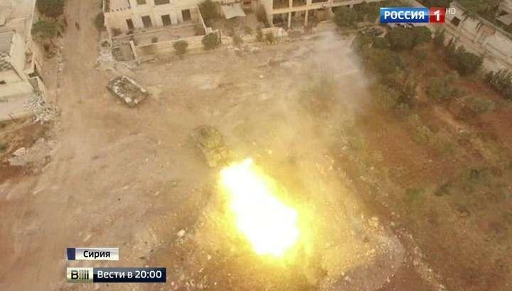 Сирийская армия заявила о прекращении перемирия