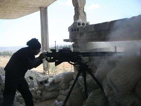 Боевики «Джебхат ан-Нусры» начали масштабное наступление в Алеппо