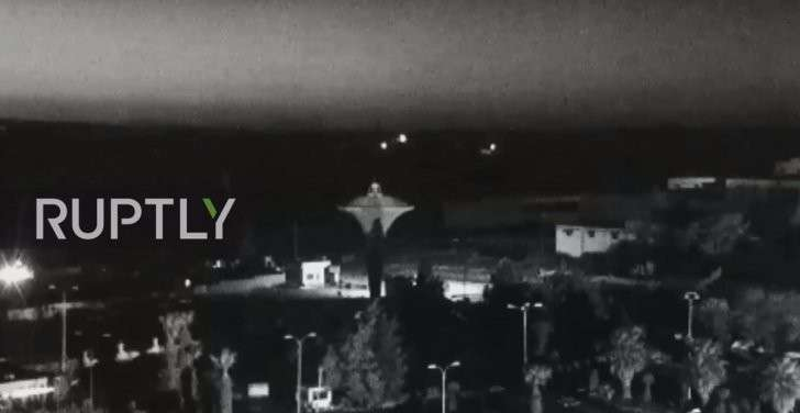 В Сирии Российские ВКС начали стирать с лица земли американских наёмников