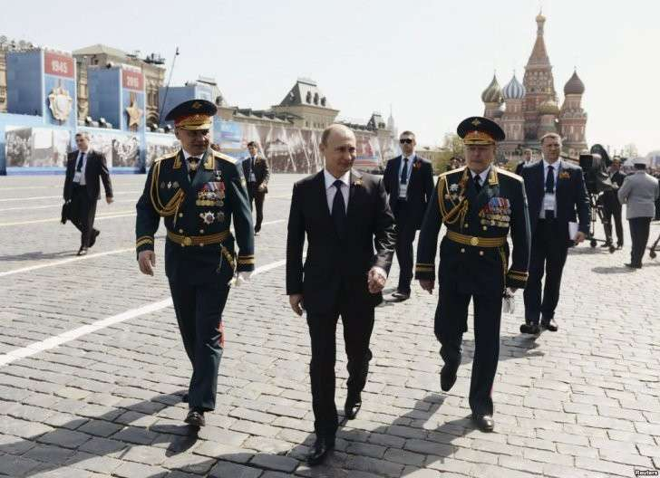 Паразиты предсказали России Майдан: срочно начинаем бояться