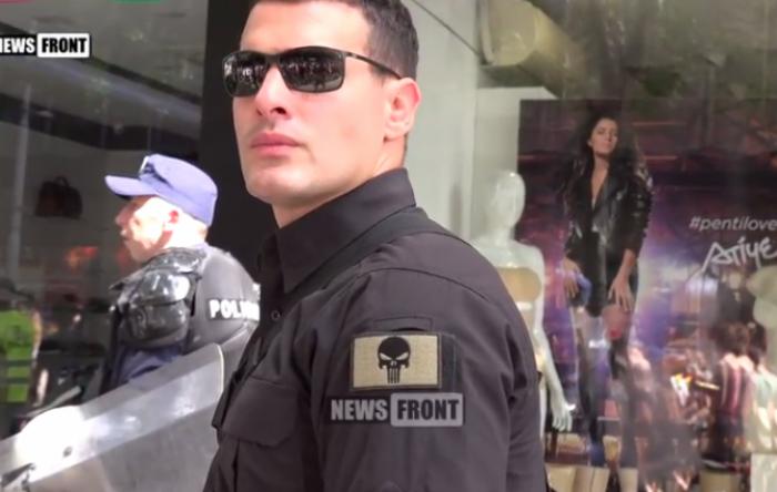 Скандал! Гейпарад в Сербии охраняли американские наемники из BlackWater
