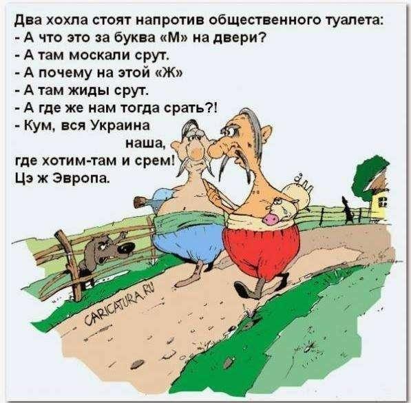 Украина-2016 и безвиз: карлики Вальцману помогут!
