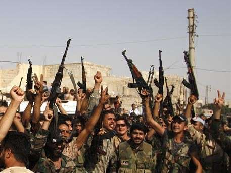 В Алеппо Сирийская армия одержала стратегическую победу над американскими наёмниками