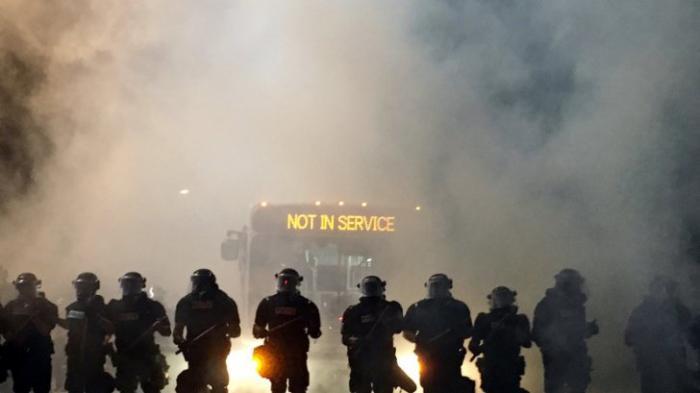 В Северной Каролине вспыхнули беспорядки после убийства негра полицией