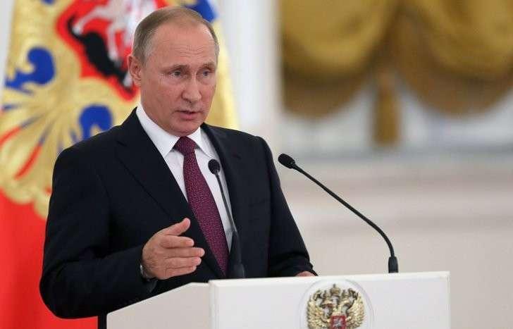 Владимир Путин объявил благодарность ряду депутатов Госдумы 6-го созыва