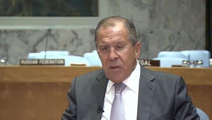 Сергей Лавров ответил на обвинения США: наша авиация там не работала