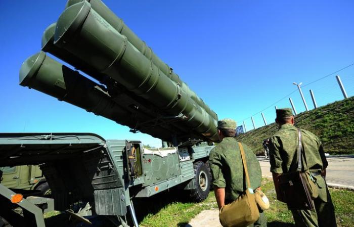 Два дивизиона С-400 развернут в Ленинградской области