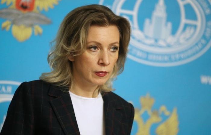 Мария Захарова прокомментировала слова Байдена о возможной отмене Евросоюзом санкций против РФ