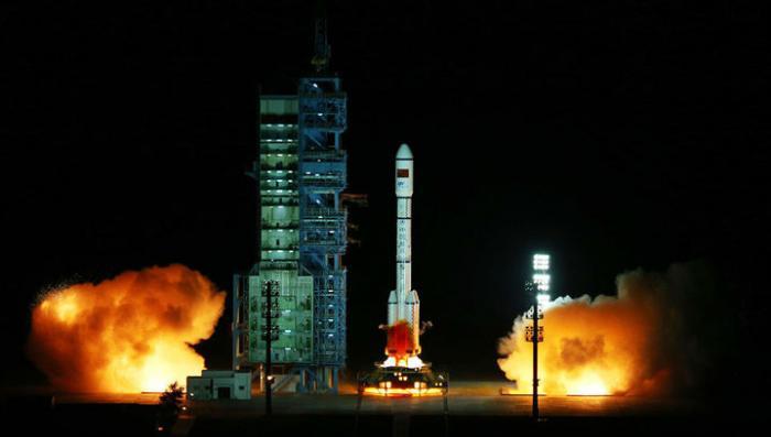 Неуправляемая 8-тонная китайская станция упадёт на Землю в 2017 году