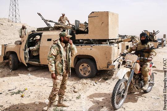 Сирийская армия близка к уничтожению американской ЧВК