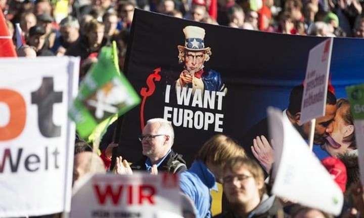 ЕС отворачивается от паразитов из США: самоубийство Европы отменяется