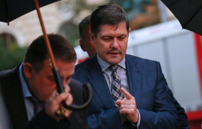 Глава столичной полиции Анатолий Якунин написал рапорт об уходе