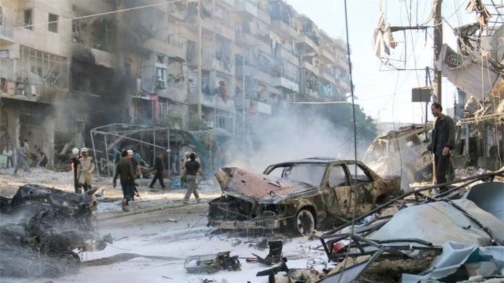 Сирийский гамбит: американская партия войны саботирует любые мирные инициативы