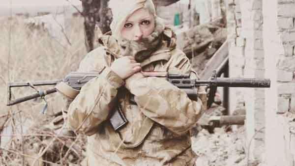 Известная «АТОшница» рассказала всю правду о своей дурной войне