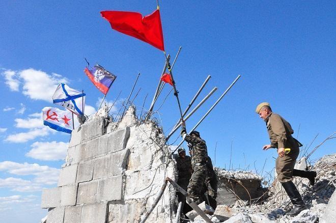 День победы Донбасса в борьбе за свободу от фашизма