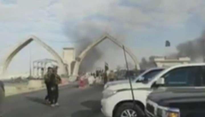 Двойной теракт произошёл сегодня в Ираке: 13 человек погибли