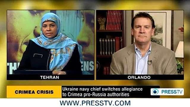 Из-за лика Майдана показались - кто бы мог подумать - уши ЦРУ!