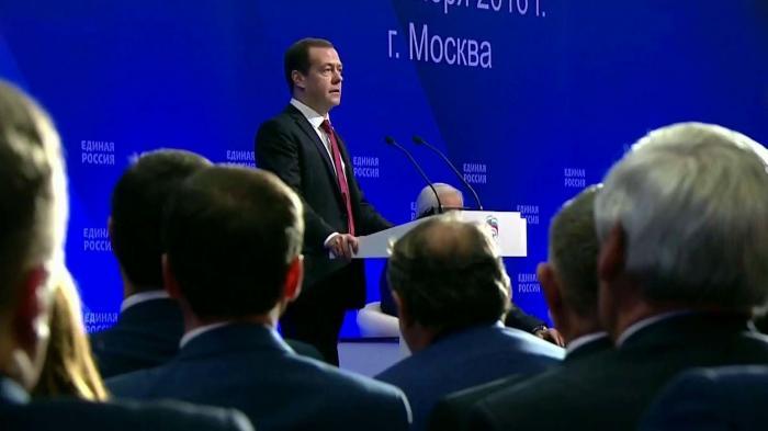 На заседании Высшего и Генерального советов партии «Единая Россия» утверждены кандидаты на ключевые посты в Госдуме