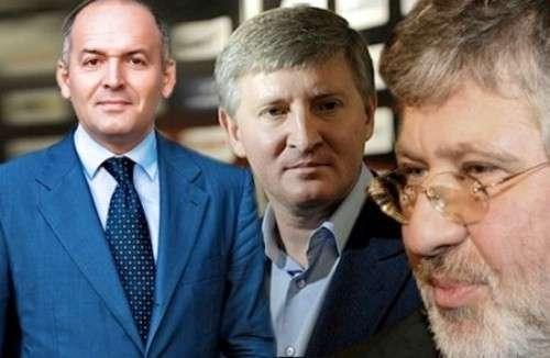 Украина, война, передел собственности