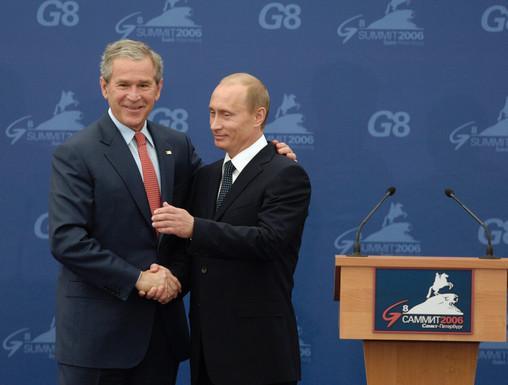 Американцам дорого обошлись ошибки алкоголика Буша: гудбай, Россия!