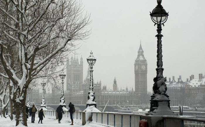 Безнадёёёёёёёёёёга............ жкх, лондон, холодрыга