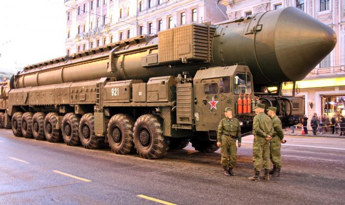 Паразиты пытаются заставить Россию отказаться от Ядерного Оружия