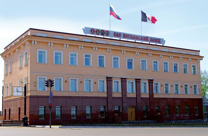 На машиностроительном заводе в Удмуртии открыли участок цеха специального литья