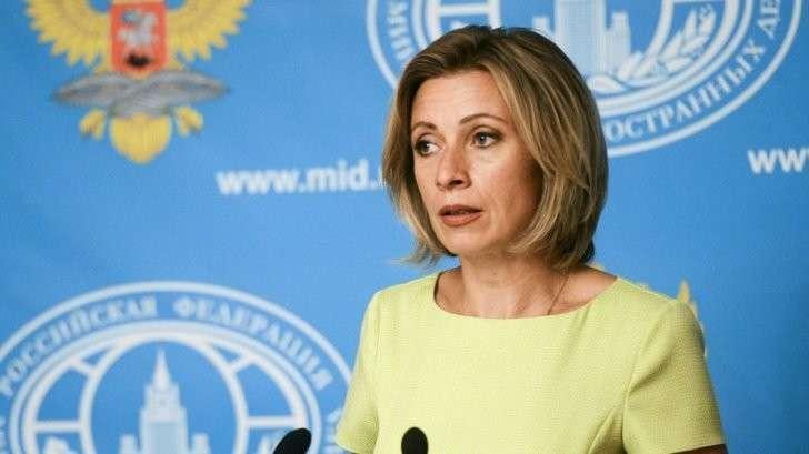 «Шоу на грани форменной истерики»: Захарова о поведении делегации США в Совбезе ООН