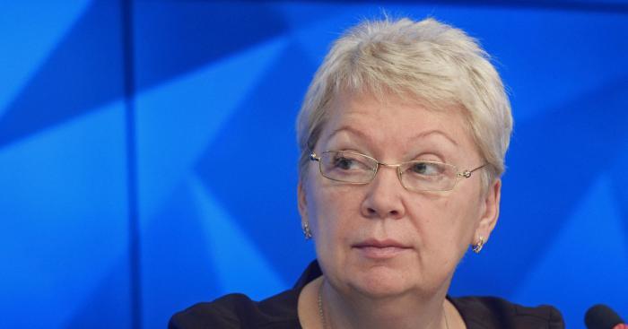 Министр образования Ольга Васильева рассказала, из чего будут состоять зарплаты учителей