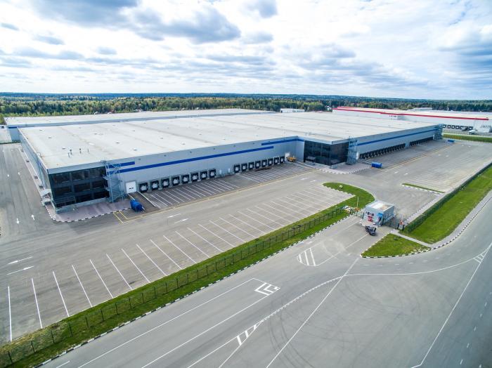 Мультитемпературный склад площадью 100 тыс.кв.м. введён в эксплуатацию в Тольятти