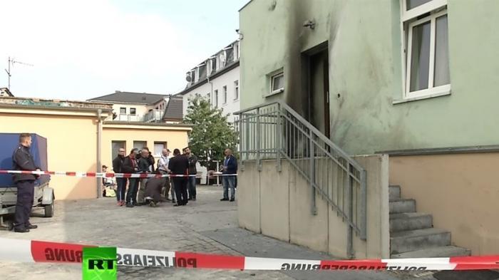 Взрывы в Дрездене: полиция расследует атаки на почве ксенофобии