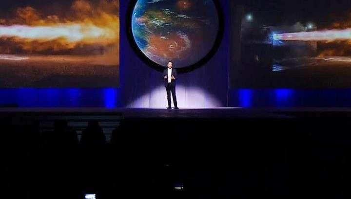 Жулик Илон Маск теперь будет собирать деньги для полёта на Марс