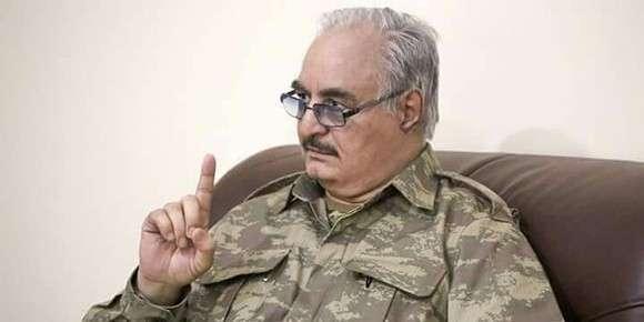 Ливия попросила у России помощи в борьбе с террористами