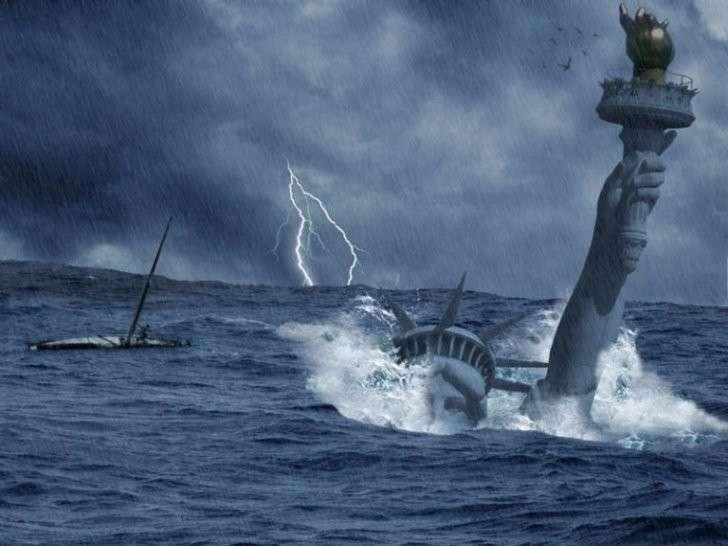 Мировой шторм: Россия открыто назвала США пособниками террористов