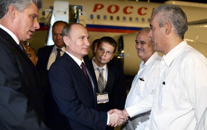 Владимир Путин обходит США с южного фланга