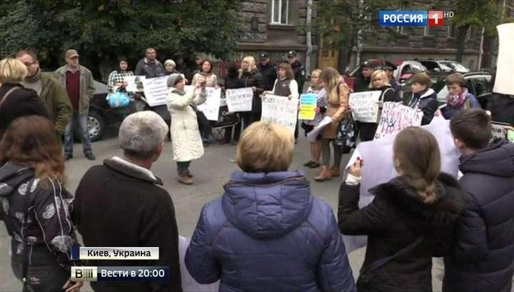 На Украине призванных в Армию военных заставляют служить бессрочно