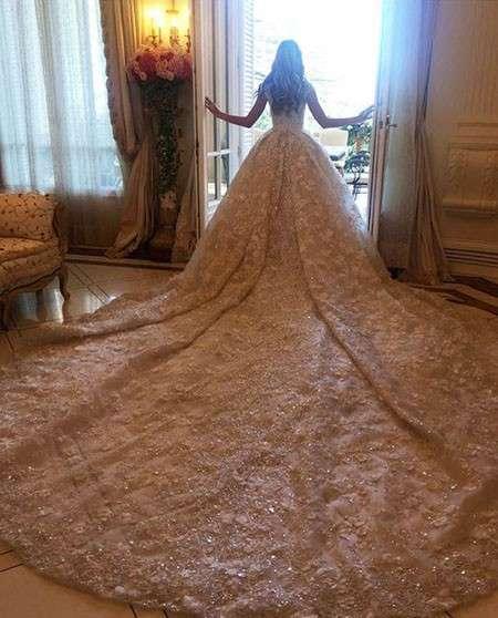 Свадьба деток чеченских олигархов: 20 миллионов за свадебный наряд