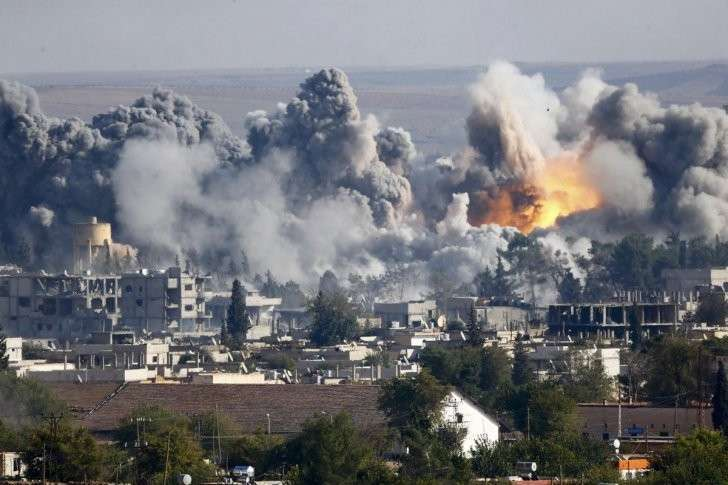 США обещают нанести удар по правительству Башара Асада в Сирии
