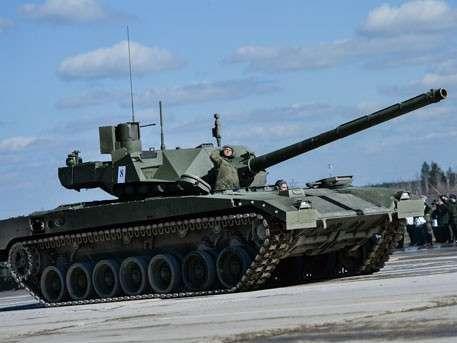 Новейшая система защиты танка «Армата» испугала американских военных